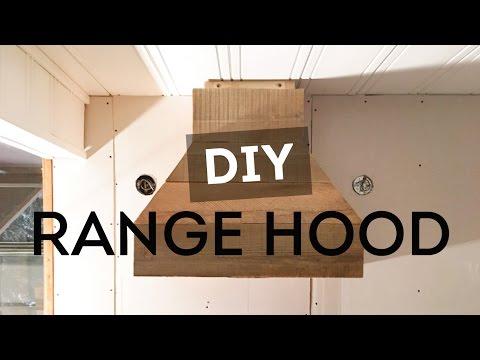 DIY Range Hood + New Floors & Kitchen Progress / Cottage House Flip Episode 9