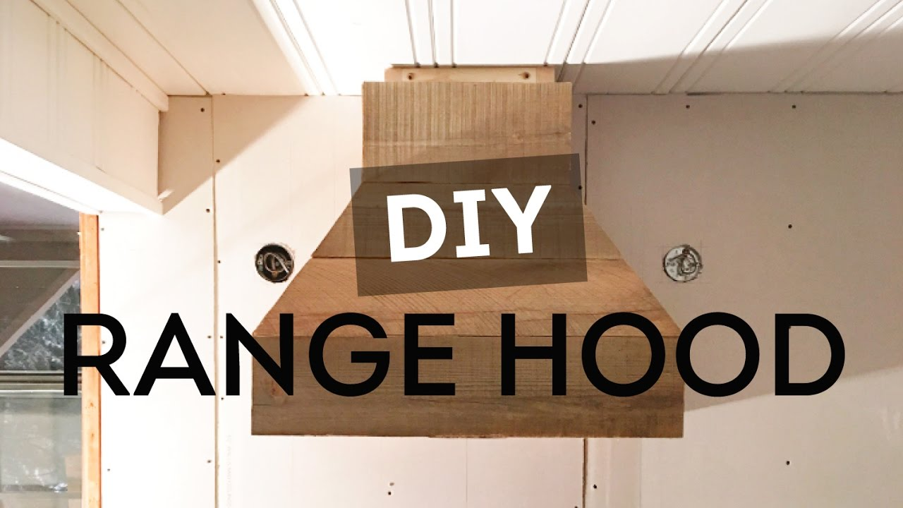 DIY Range Hood + New Floors U0026 Kitchen Progress / Cottage House Flip Episode  9