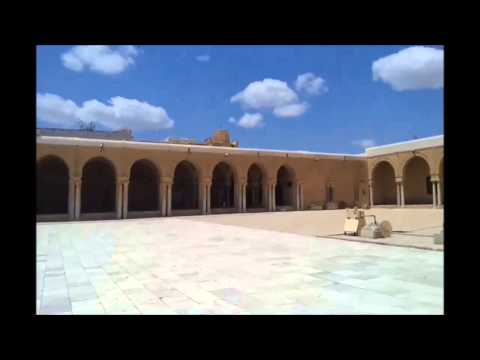 رحلتي الى جامع عقبة بن نافع-القيروان-تونس-2012