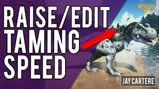How To Edit Crafting Costs Of Items On Your Nitrado Server - ARK PS4