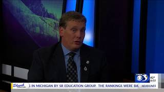 Sen. McBroom discusses the deer baiting ban on WJMN