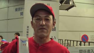 2009年 第80回都市対抗野球を振り返って 日産「小山 豪」選手