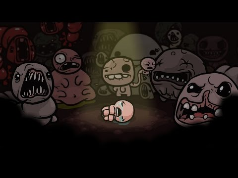 All Binding of isaac: Rebirth/Afterbirth bosses compilation No champions!