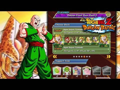 NEW TEQ TIEN SA10 SHOWCASE! + SHOULD YOU SUMMON!? - Dragon Ball Z: Dokkan Battle