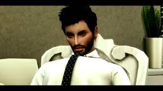 "The Sims 4 Machinima | Сериал: ""Потише, красавчик!"" | 4 Серия (Обман,ложь или предательство?) | 16+"