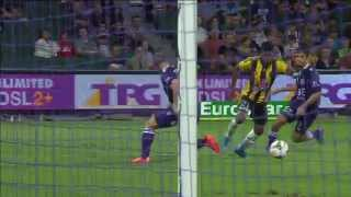 Video Gol Pertandingan Perth Glory vs Wellington Phoenix