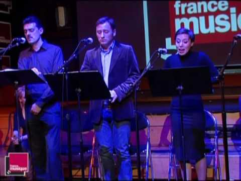 Now, Later, Soon Trio  A Little Night Music on Radio France