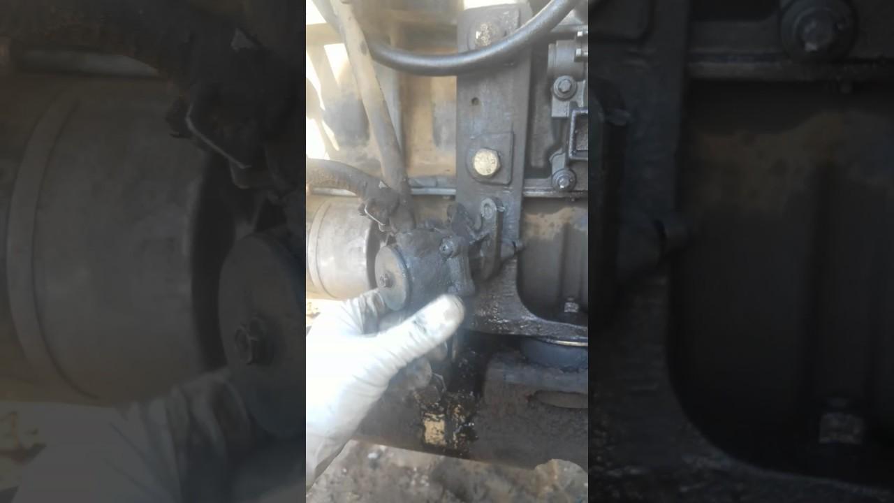 863 bobcat fuel oil dilution