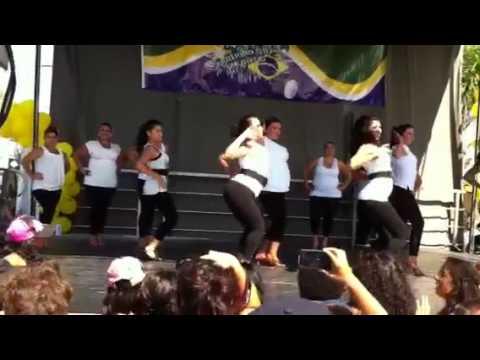 New Generation Salsa Divas @ Brazilian Festival