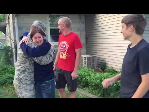 🔴 Soldiers Coming Home Surprise Compilation 81