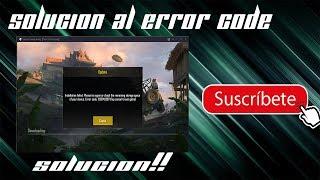 Tencent gaming buddy pubg mobile / error code: 555745297