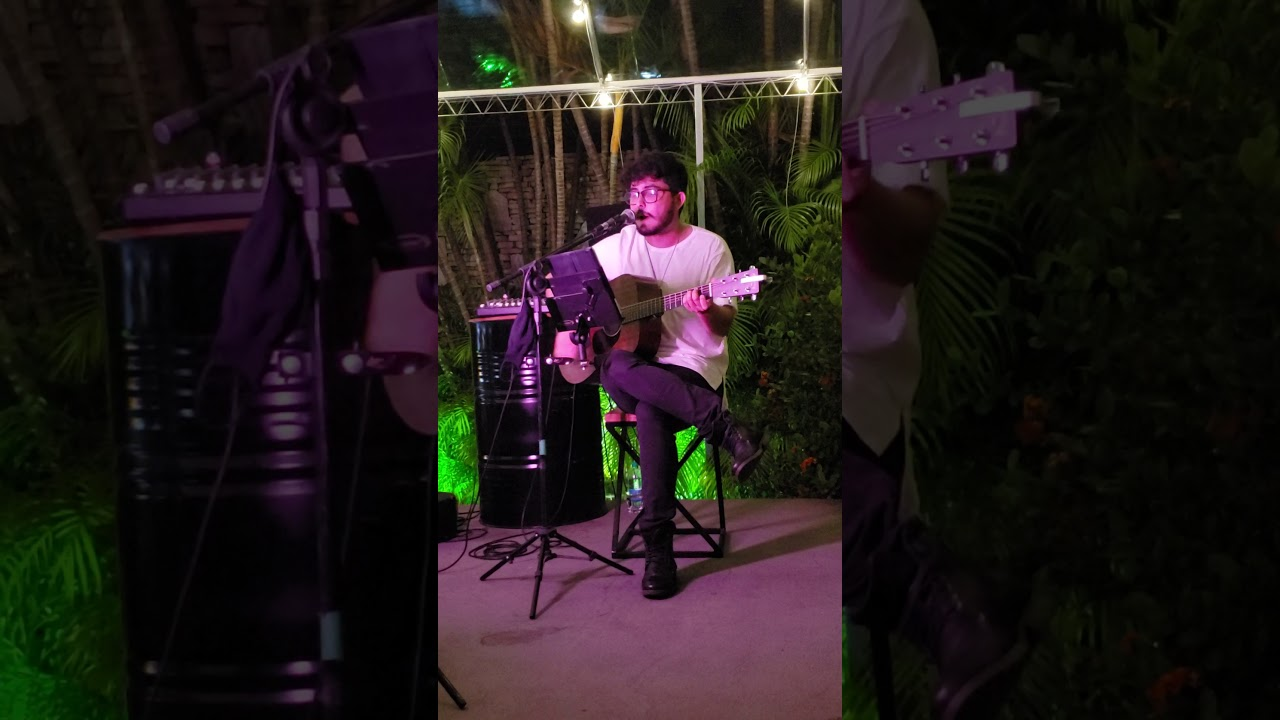 Download Manso - Take me to church (Hozier) live at YOLO - Goiania 22-11-20
