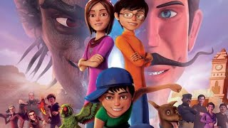 3 Bahadur : Revenge Of Baba Balam | Full HD Movie | Pakistani 1st Blockbuster Animated Movie