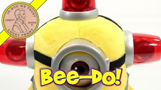Bee-Do Fireman Minion Stuart Despicable Me