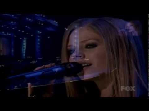 Goo Goo Dolls feat Avril Lavigne - Iris (Live at Fashion Rocks 2004 - HD720)