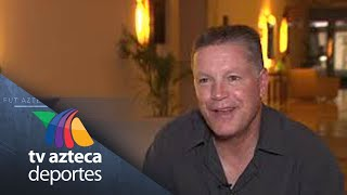 Ricardo Peláez habla en exclusiva con Azteca Deportes