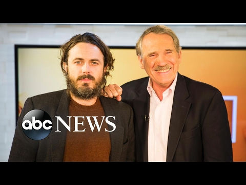 Oscar nominee Casey Affleck talks about his role in