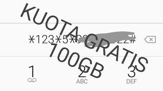 CARA MENDAPATKAN KUOTA GRATIS ......100GB ? screenshot 5
