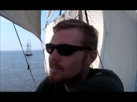 A Day in the Life- Sailing Tallship HMS Bounty Part 1