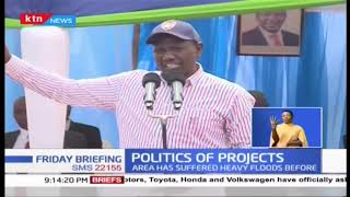 DP William Ruto asks Busia residents to embrace good management of water