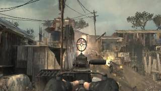 call of duty modern warfare 3 mision 6 regreso a la parrilla