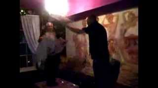 Greta La More and Jay Walker Dancing On tables Thumbnail