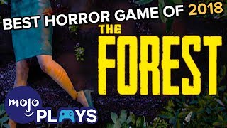 Best Horror Game of 2018: The Forest