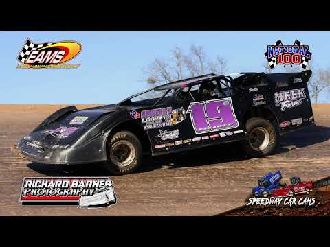 #19 Chris Elliott - 602 - National 100 - 1-27-19 East Alabama Motor Speedway