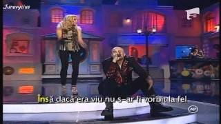 Mihai Bendeac feat  Lora   Love The Way You Die Parodie @ In Puii Mei Antena 1 Full HD   1080p