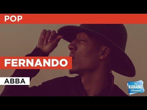 Fernando in the style of ABBA | Karaoke with Lyrics