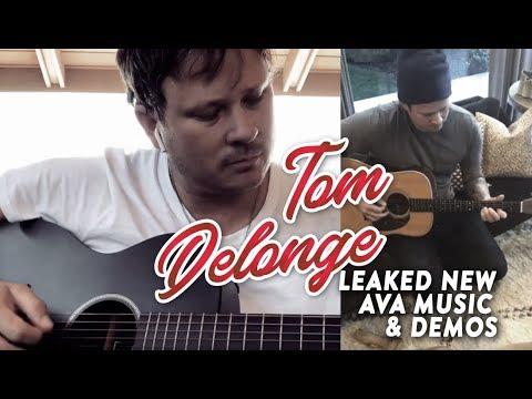 🔥 Tom Delonge leaked New AVA music & demos ⦕ 2018 ⦖ - 'Strange Times' EP