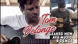 🔥 Tom Delonge leaked New AVA music & demos ⦕ 2018 ⦖