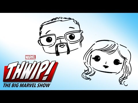 Go Funko Yourself on THWIP! The Big Marvel Show