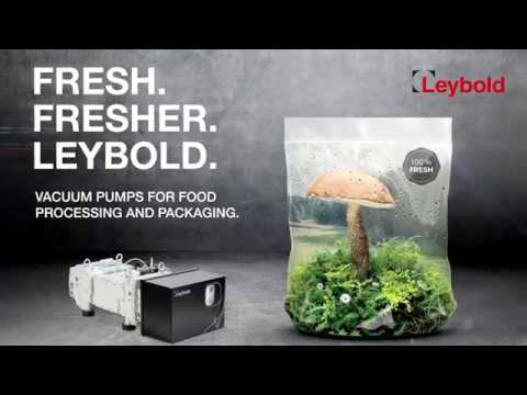 Fresh. Fresher. Leybold.