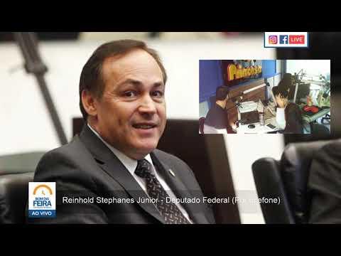Deputado Federal Reinhold Stephanes Junior fala sobre Governo Bolsonaro e uso da cloroquina