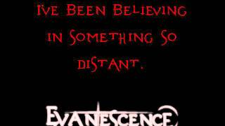 *BRAND NEW* Evanescence -