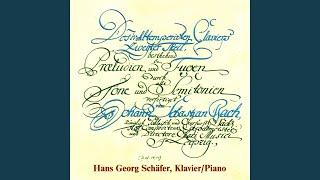 Präludium, H-Dur, BWV 892