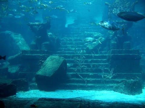 Real Underwater City GRANDES ENIGMAS - I - ...