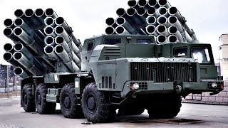Top 10 Countries With Most MLRS (Rocket System) 2019