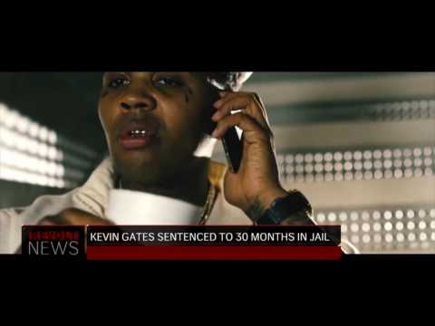 Kevin Gates Sentenced to 30 Months in Jail