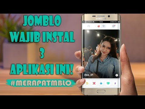 3 Aplikasi Pencari Jodoh Online Terbaik! Jomblo Wajib Instal!
