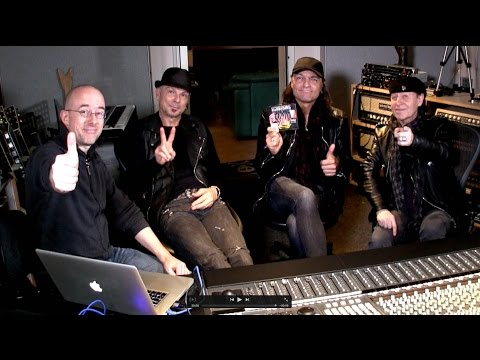 Mixing A Scorpions Live Show On A Laptop - Hans Martin Buff Explains The Process