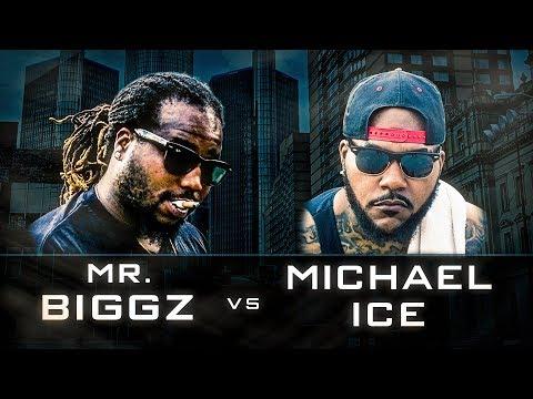 @ALPHA LEAGUE PRESENTS: Mr. Biggz Vs Michael Ice (ONE OFF)