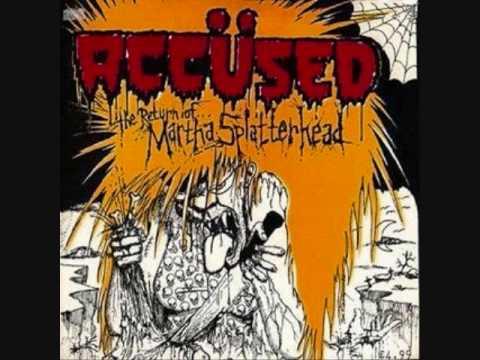 the Accused - martha splatterhead