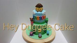 Hey Duggee Cake | By Eva