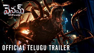 VENOM: LET THERE BE CARNAGE - Official Telugu Trailer (HD)