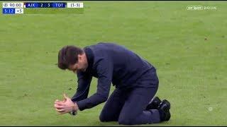 Ajax Vs Tottenham 2-3 ⚽ Champions League 2019 ⚽ HD #Spurs