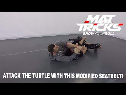 Attacking the Turtle Guard with a Modified Seatbelt right into a Rear Triangle