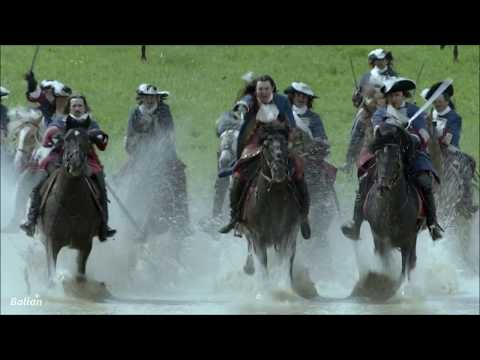 Versailles - Season 2 - Battle - King Louis XIV vs. William of Orange