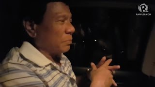 Duterte admits being too tired to read his apology carefully